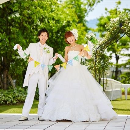【花嫁の憧れ♪】2019年5月・6月挙式限定《ジューンブライドプラン》60名 168万円