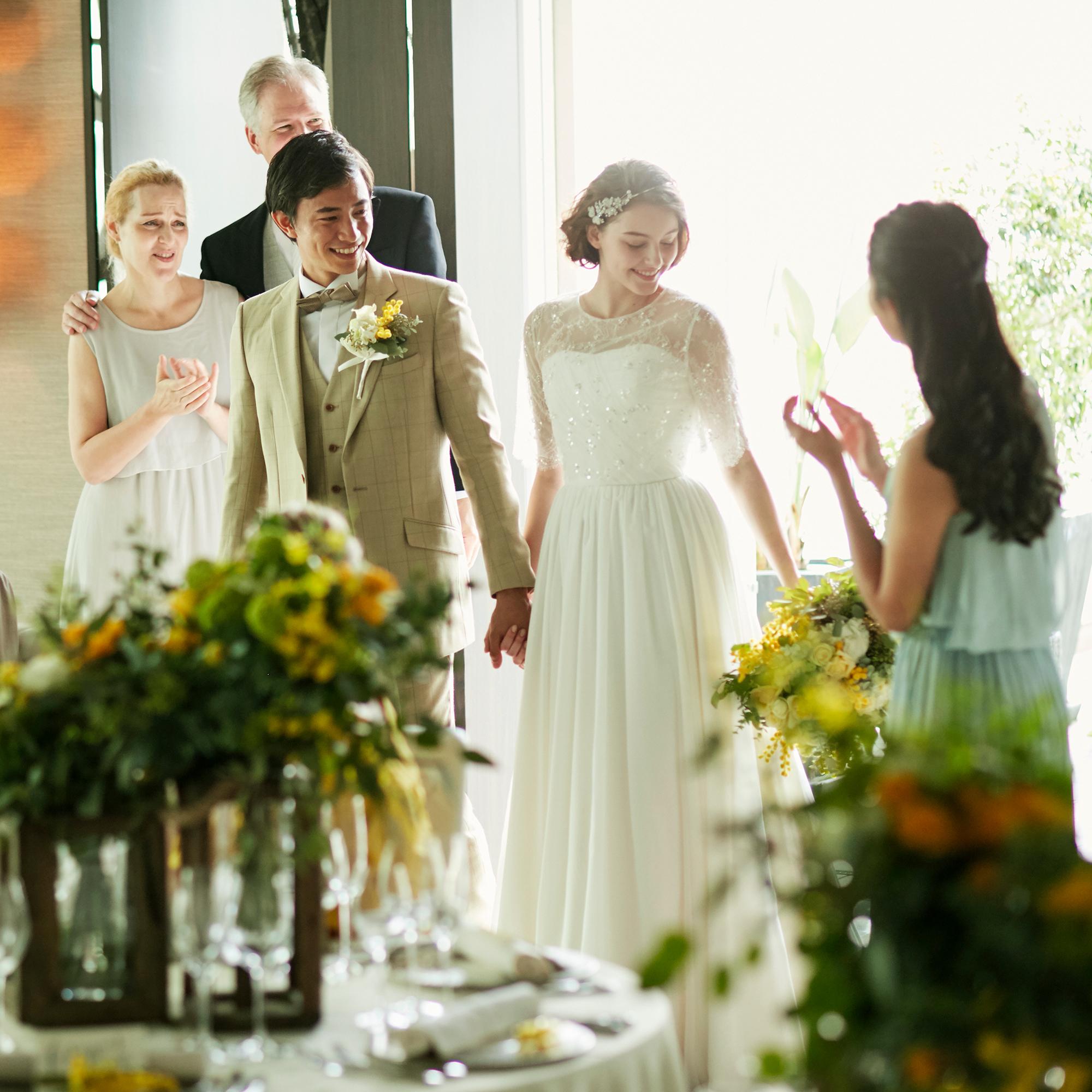 ☆60名201万☆【2019年3月に結婚式をお考えの方へ】アーリースプリングプラン♪