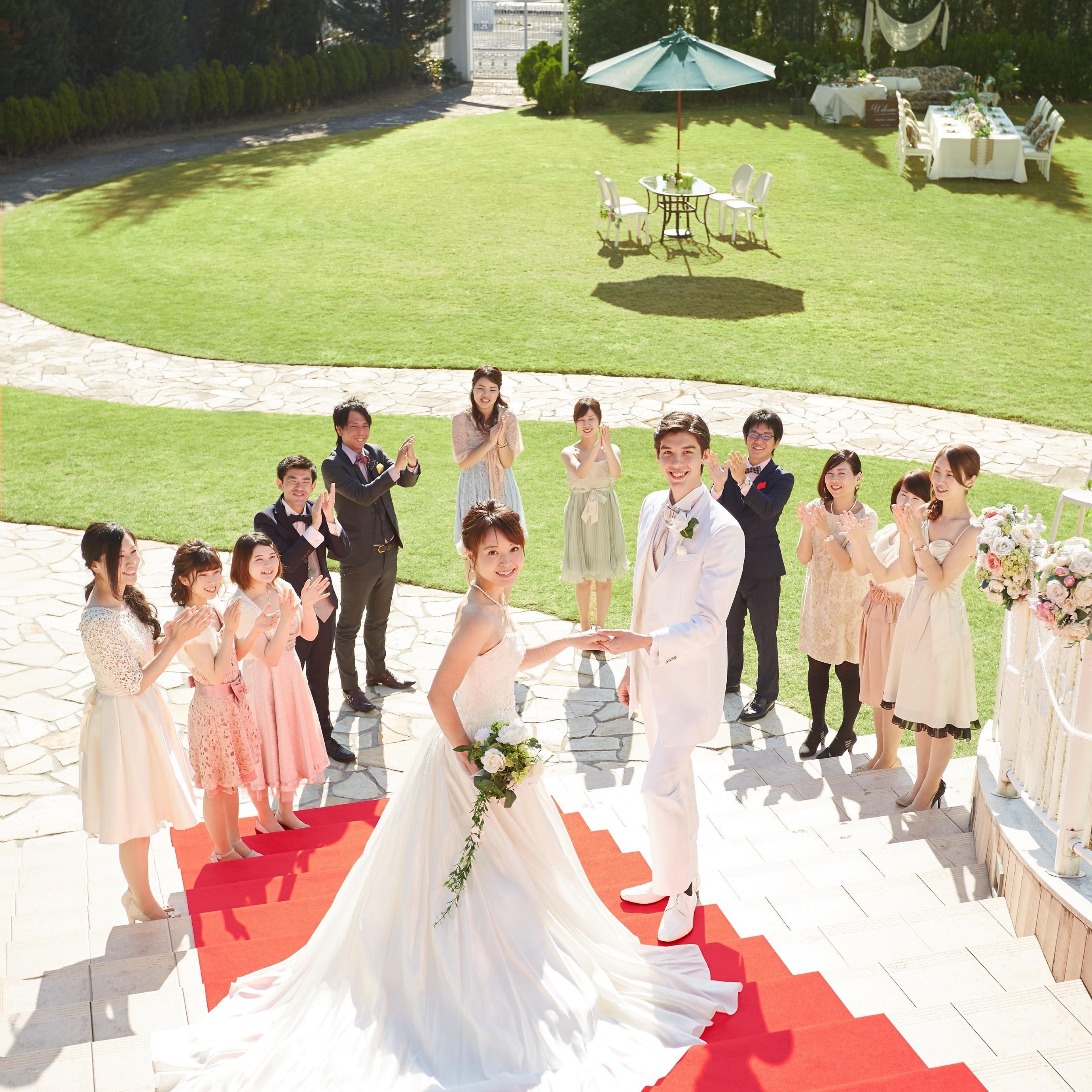 【2020年10月~12月挙式検討の方】特典満載!!秋婚プラン
