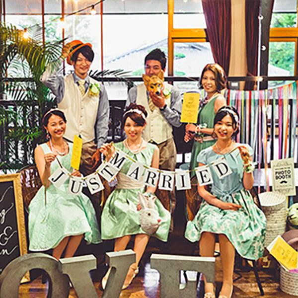 ◆◇60名190万円◇◆挙式+披露宴+二次会付きプラン