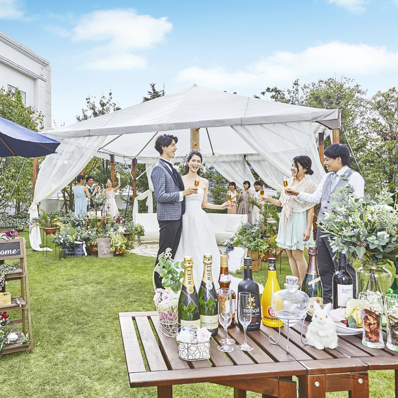 ◆◇アットホームな家族婚◇◆少人数結婚式プラン