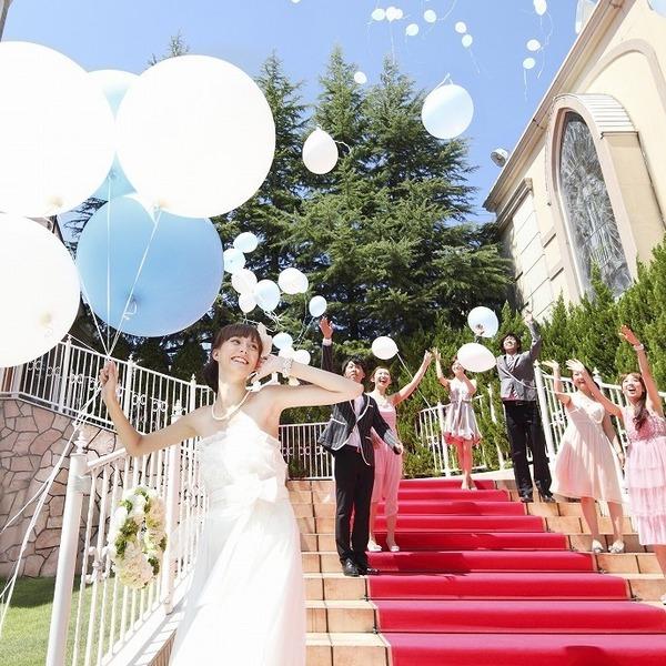 ☆★190万円/60名★☆【2019年8月~9月】爽やかな深緑シーズン☆夏婚プラン☆