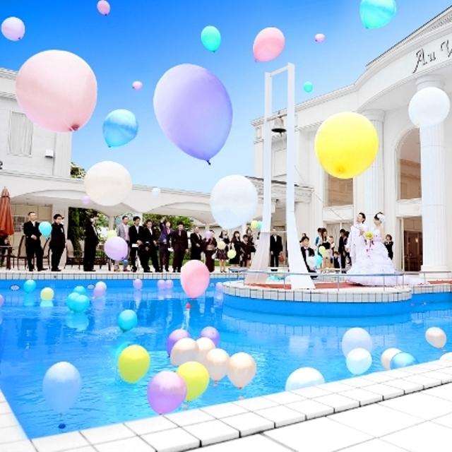 【日程延期無料】2022年7月~9月の花嫁★限定サマープラン