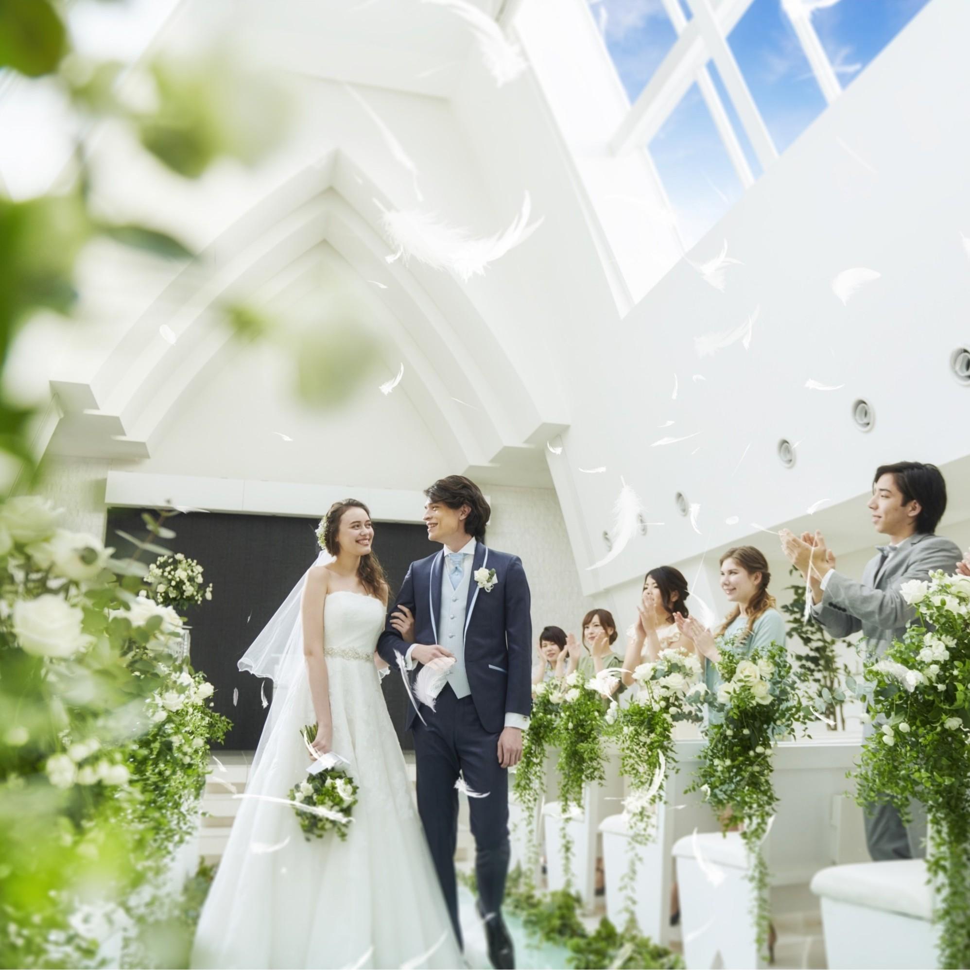 【日程延期無料】2021年4月~6月挙式-Springプラン-