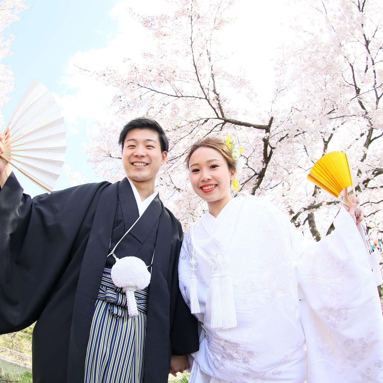 【2021年春限定】人気シーズンもお得に!4~6月の春婚プラン