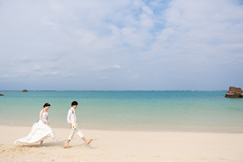 ☆Natural×Okinawa WeddngParty☆