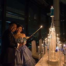 夢はひそかに ~童謡「シンデレラ」Wedding~