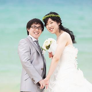 念願の沖縄挙式!☆