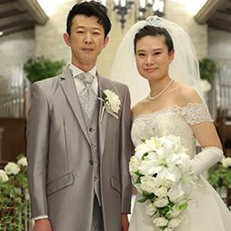 大切なゲストへ ~Thanks Wedding~
