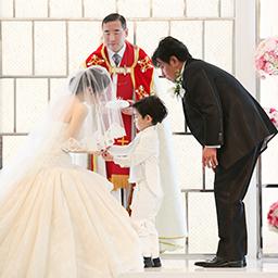 お子様と♡3人のSmile結婚式♪
