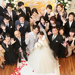 大切な皆様と繋がる「SMILE Wedding」