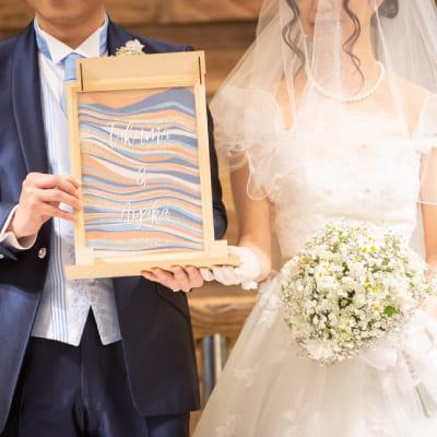 ゲストの皆様と創る結婚式