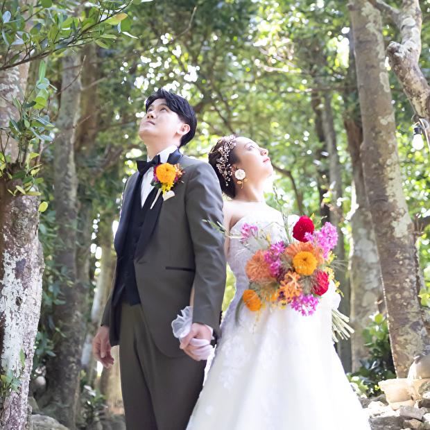 ゲスト皆が楽しめる大好きな沖縄での結婚式&披露宴
