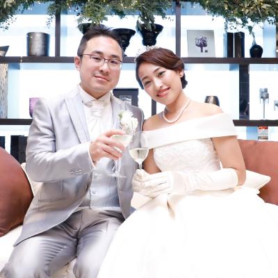 ゲストへ幸せのお裾分け♪Happy Wedding