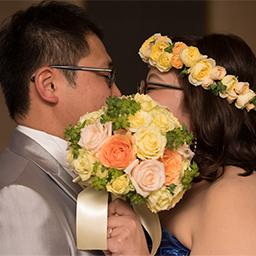 ☆笑顔溢れるハロウィン結婚式☆