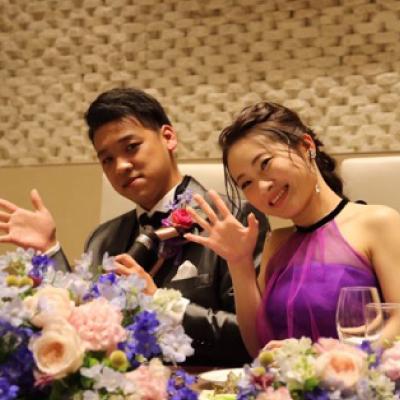ゲスト様へ感謝の気持ちを伝える参加型の結婚式☆