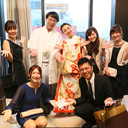 Modern♡Classic Wedding