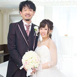 可愛さ満点Wedding