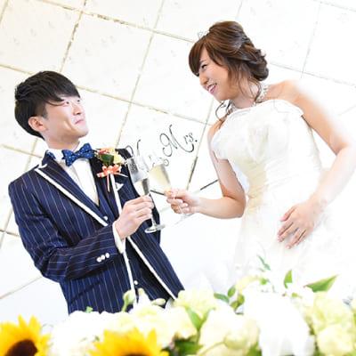 Summer Wedding~向日葵のような笑顔で~