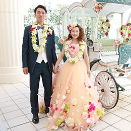 ハワイ挙式帰り!友人たちと過ごすAfter Party☆