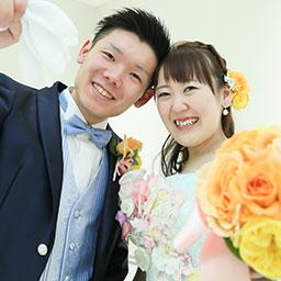 """""""かわいい""""が溢れた結婚式"""