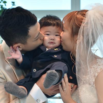 オリジナリティ溢れる結婚式☆