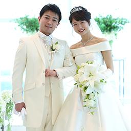 記憶に残る結婚式!