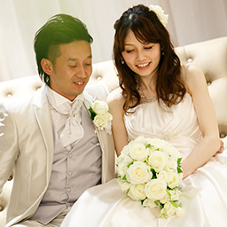 ご家族へのお披露目Wedding♥