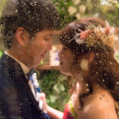 """""""桜×雨""""Wedding"""
