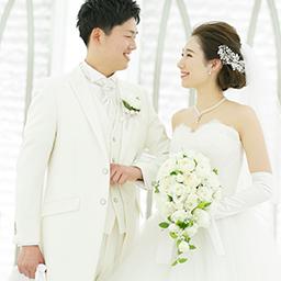 笑顔溢れるHappy Wedding~♪