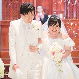 笑顔溢れる School Wedding