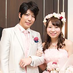 家族の温かみが伝わる結婚式