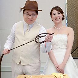 ○○発掘Wedding!?