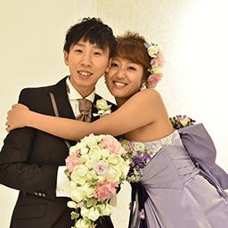 思い出も振り返りながら☆みんなで楽しむ結婚式♪