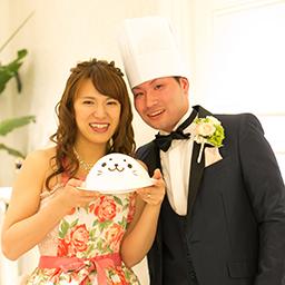 """""""ゲストの皆様へ""""おもてなしパーティ☆"""