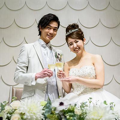 ありがとうを届ける!Thanks Wedding☆彡