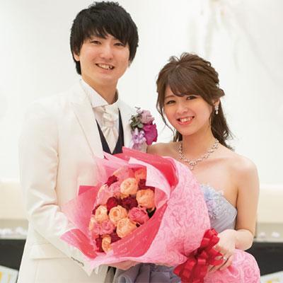愛が溢れる結婚式
