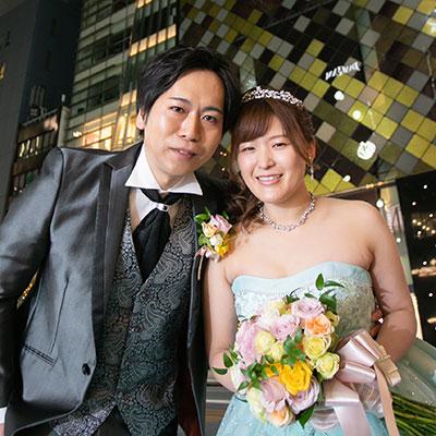 アットホーム☆Night Wedding