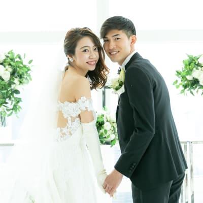 雰囲気にこだわったお洒落♡結婚式