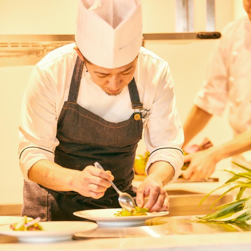 【Liveキッチン&絶品◆和フレンチ】美食体験フェア