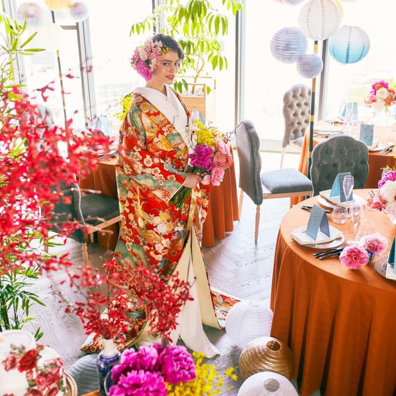 ★選べる和装&ドレス特典付★【和フレンチ試食】Wedding相談会
