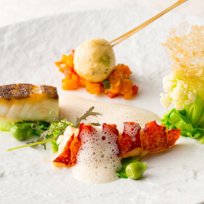 【来年6月挙式までを検討の方へ】美食ハーフコース≪7大特典≫