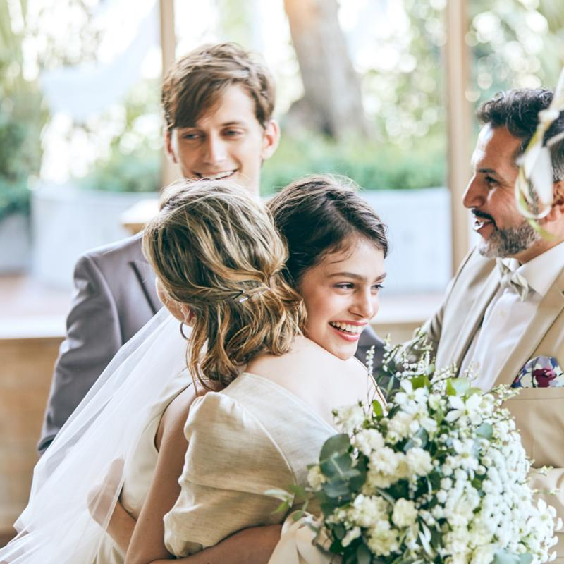 【少人数婚の方にオススメ】挙式×お食事会≪おもてなし婚相談≫