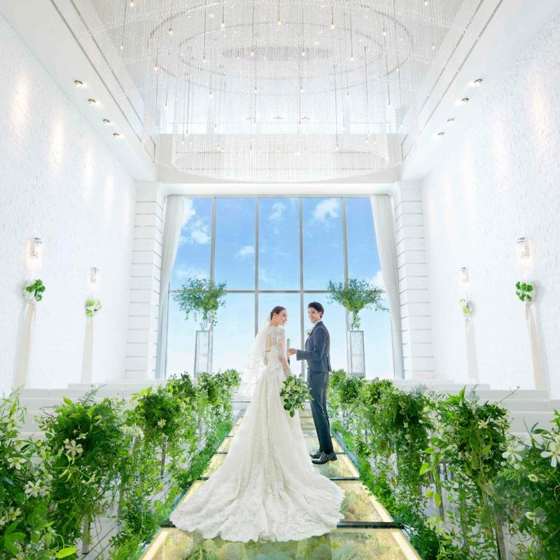 【SPフェア】待望の新会場×10大特典×光溢れるチャペル見学