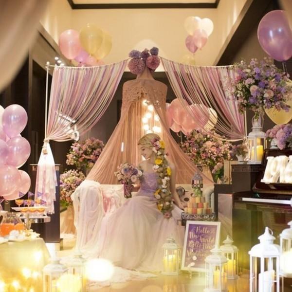 ◆プリンセスフェア◆クリスタルチャペル&憧れの大階段入場体験