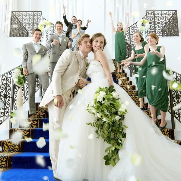 残3席【大婚礼祭★10大特典】光溢れるチャペル×絶品試食
