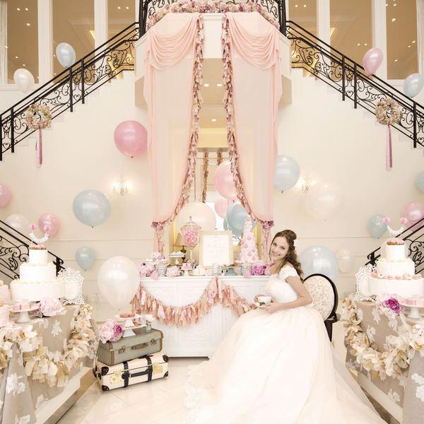 【大婚礼祭】10大特典付き 模擬挙式&無料試食&最新演出フェア