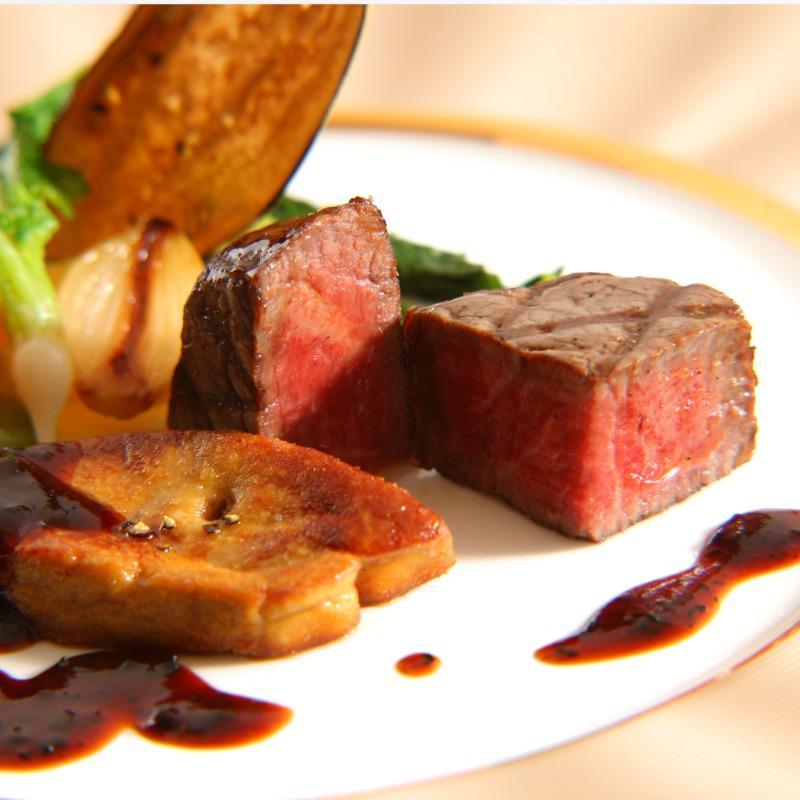 【料理重視の方へ】料理1ランクUP特典付★特製コース試食会