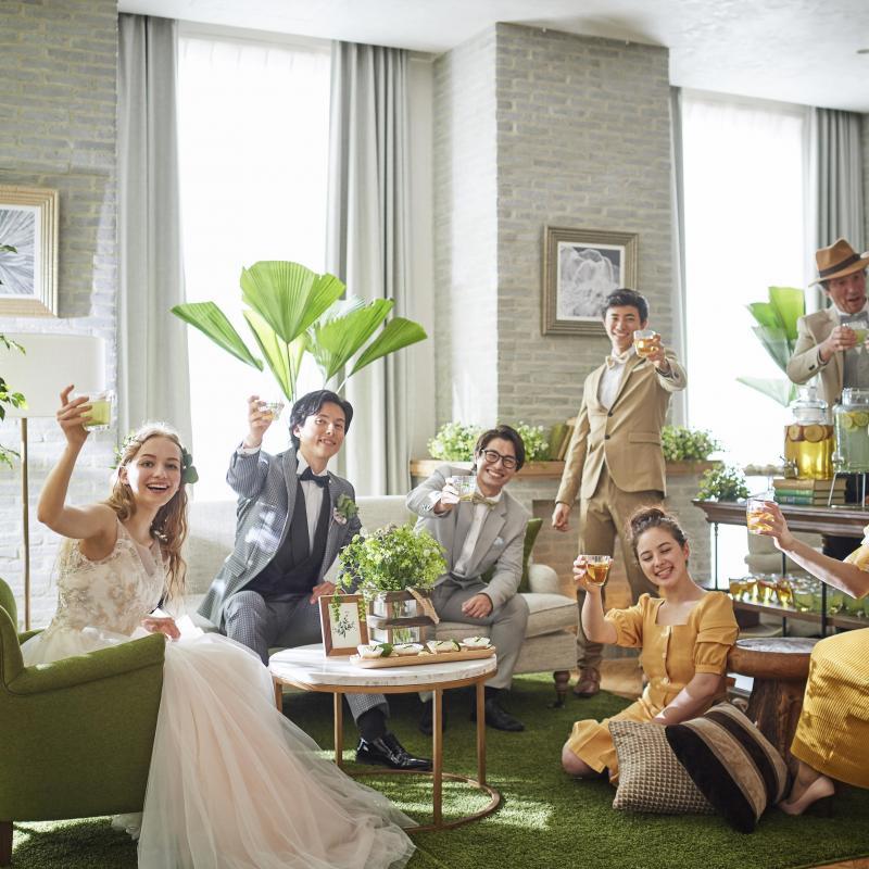 \22年3月迄の結婚式がお得/大切な方と過ごすアットホームW
