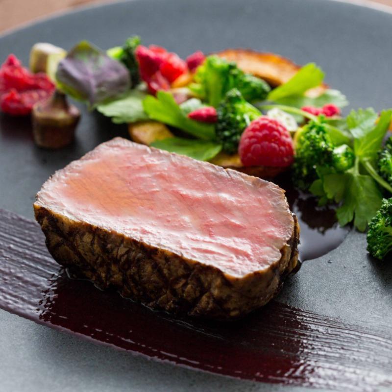 【3組限定】「和&洋」国産牛絶品試食×料理ランクUP付フェア